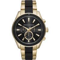 02154bba4b3 Relógio Armani Exchange Masculino Enzo - Ax1814 1Dn Ax1814 1Dn - Masculino- Preto