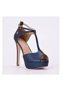 Sandália Carmen Steffens Azul