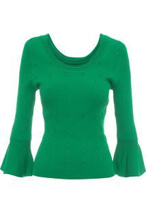 Blusa Feminina Emily - Verde
