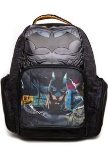 Mochila Dermiwil Escolar De Costa Batman 7222