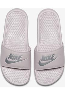 "Chinelo Nike Benassi ""Just Do It"" Feminino"