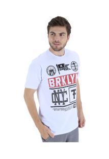 Camiseta Fatal Estampada 20268 - Masculina - Branco