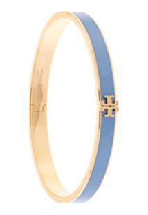 Tory Burch Bracelete Kira - Azul
