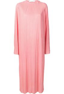 Givenchy Straight-Fit Midi Dress - Rosa
