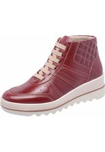 Tênis Casual Dr Shoes Vinho