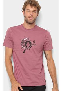 Camiseta Volcom Silk Slim Radiate - Masculina - Masculino