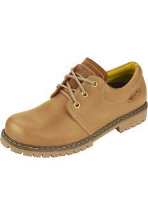 Sapato Beeton Walker402T Caramelo