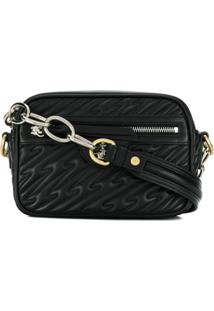 Vivienne Westwood Quilted Camera Bag - Preto