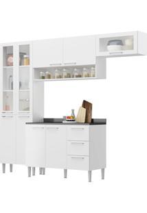 Cozinha Heloisa Branco Genialflex Móveis