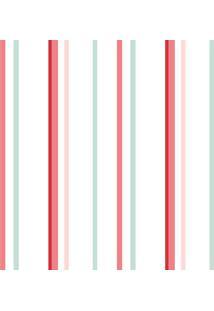 Papel De Parede Lyam Decor Soft Pink Multicolorido