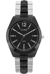 Relógio Euro Feminino Metal Glam - Eu2036Ymn/4P Eu2036Ymn/4P - Feminino