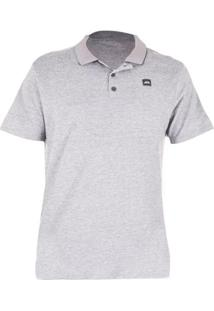 ... Camisa Polo Oakley Elevated 2.0 - Masculino-Cinza 016b482215178