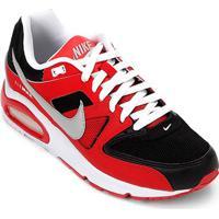 a7dd6015d85 Tênis Nike Air Max Command Masculino - Masculino-Preto+Vermelho
