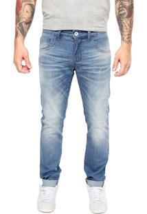 Calça Jeans Zune Indigo Super Skinny Azul