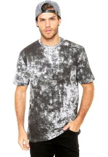 Camiseta ...Lost Tie Dye Cinza