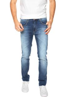 Calça Jeans Sommer Slim Rafael Azul