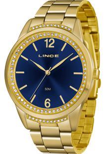 Relógio Lince Feminino Lrgj075Ld2Kx