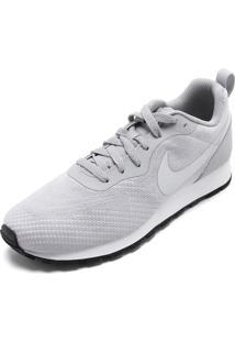 Tênis Nike Sportswear Wmns Md Runner 2 Eng Mesh Cinza