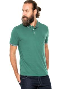Camisa Polo Vr Regular Verde