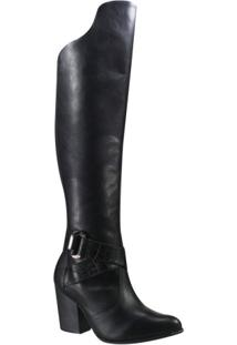 Bota Feminina Ramarim Over Knee