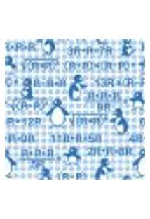 Papel De Parede Autocolante Rolo 0,58 X 3M - Infantil 1417