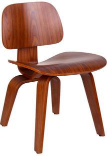 Cadeira Eames Walnut Madeira
