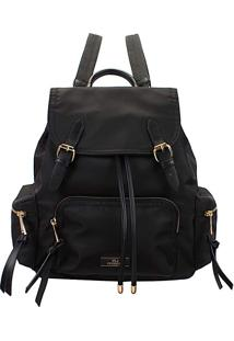 Mochila Its! Nylon Preto