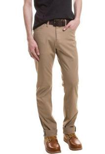 Calça Jeans Levis 511 Slim Commuter - Masculino-Bege