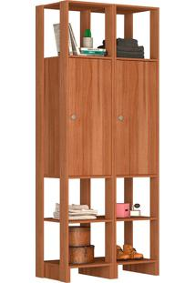Guarda-Roupa Modulado Closet 107107 - Nova Mobile - Montana