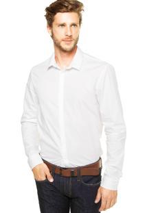 Camisa Calvin Klein Jeans Lisa Branca