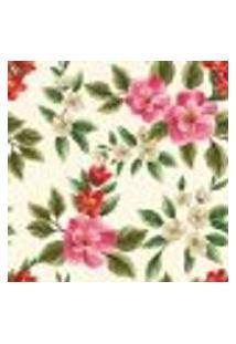 Papel De Parede Adesivo - Flores - 106Ppf