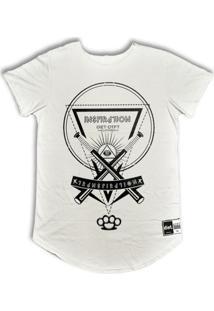 Camiseta Oversize Inspiration - Masculino