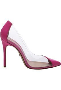 f81706f439 ... Emi Scarpin Vinil Neon Pink