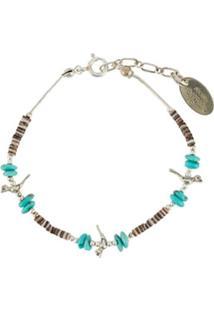 Jessie Western Power Semi-Precious Stone Bracelet - Azul
