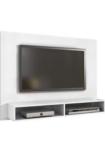 Painel Para Tv Até 43 Polegadas Bolero Móveis Lopas Branco