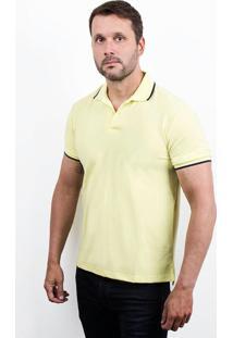Camisa Polo 4You Amarela