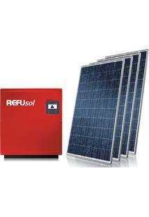 Gerador De Energia Solar Sem Estrutura Centrium Energy Gef-10400Rs0S 10,4 Kwp Trifasico 220V Painel 325W String Box