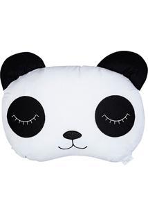 Enfeite Decorativo 1 Peça Panda-Batistela Baby - Preto