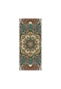 Adesivo Decorativo De Porta - Mandala - 2353Cnpt