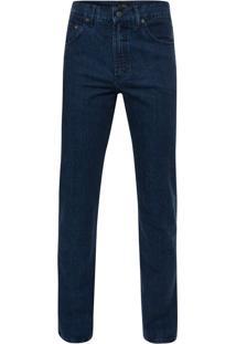 Calça Jeans Blue Cotton