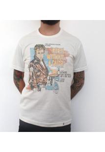 Rebel Rebel - Camiseta Clássica Masculina