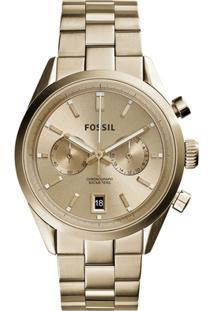 b774defc7df Netshoes Relógio Aço Analógico Feminino Fossil Clássico -