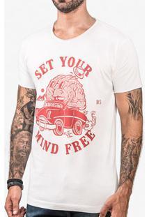 Camiseta Set Your Mind Free 103681