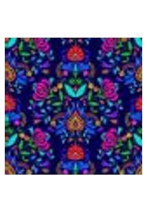 Papel De Parede Adesivo Abstrato Floral 288931340 0,58X3,00M