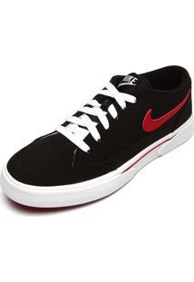Tênis Nike Sportswear Gts ´16 Txt Preto/Vermelho