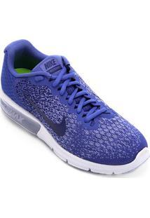 Tênis Nike Air Max Sequent 2 Feminino - Feminino-Azul Royal