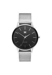 Relógio Mvmt Feminino Aço - D-Mb01-Bs