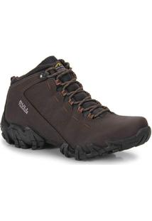 Bota Adventure Masculina Bull Terrier - 37 Ao 46 - Marrom