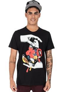 Camiseta Maresia Grinder - Masculino