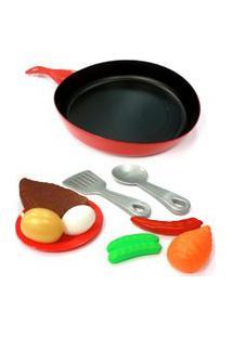 Frigideira Carne - Play Food